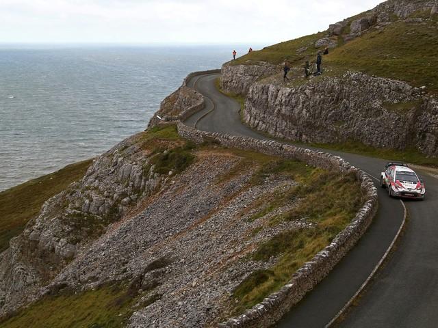 Rallye de Grande-Bretagne: victoire de Tänak devant Neuville et Ogier