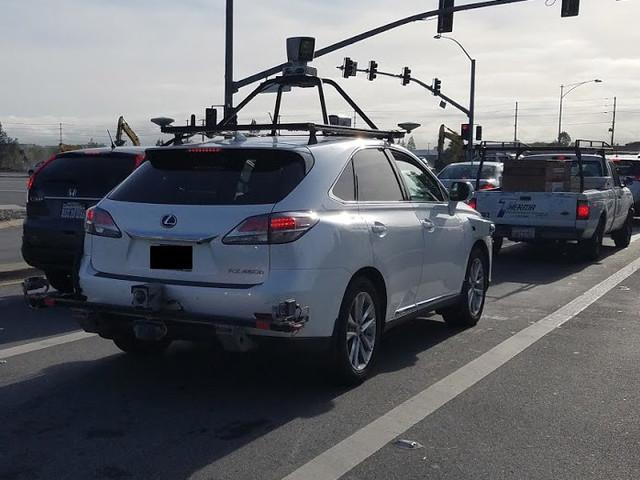 Apple teste des voitures autonomes sur un circuit en Arizona