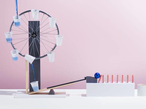 Playful & Amusing Machine Installations