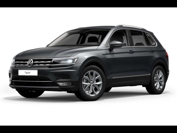 "Volkswagen Tiguan (2019) : série spéciale ""Match"""
