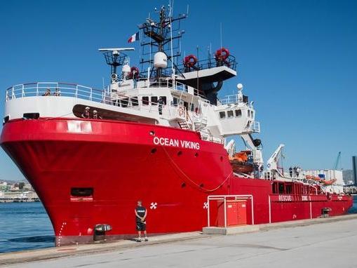Ocean Viking, le nouveau navire de SOS Méditerranée va partir en mer