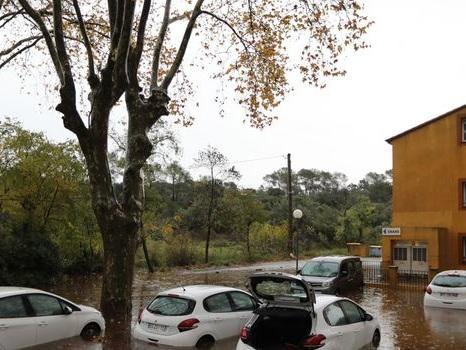 Pluie et inondations : la Drôme, le Var et le Vaucluse placés en vigilance orange