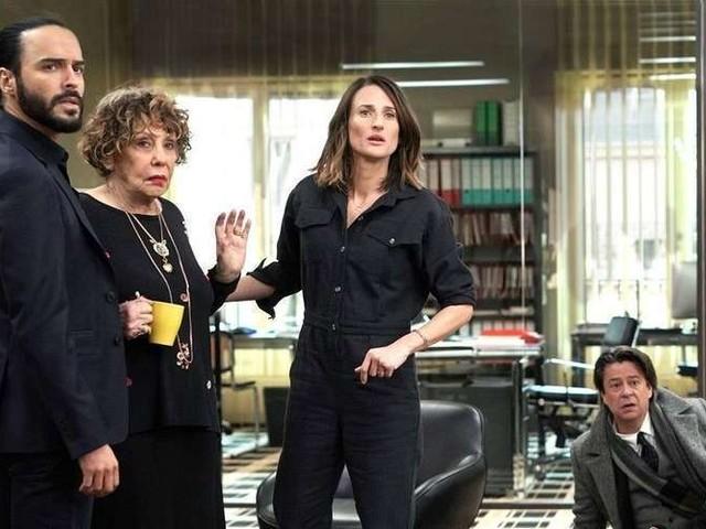 """Série """"Dix pour cent"""" : Sigourney Weaver, Charlotte Gainsbourg, Muriel Robin... : qui fera partie de la saison 4 ?"""
