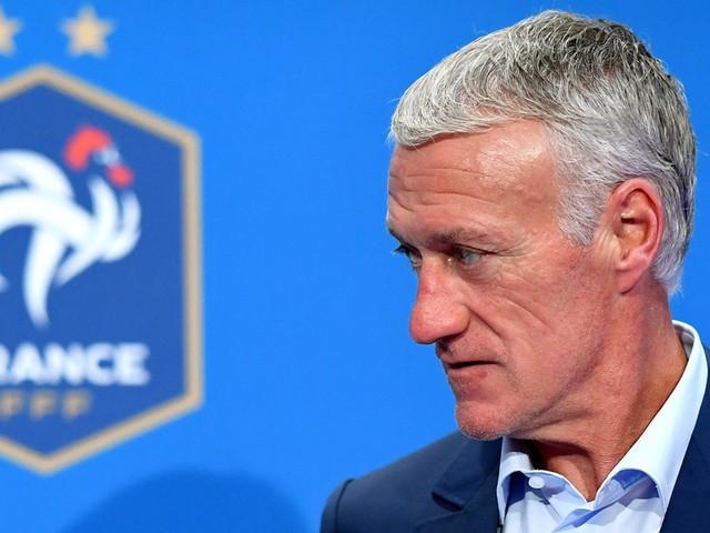 Didier Deschamps reconduit à la tête de l'équipe de France jusqu'au Mondial-2022
