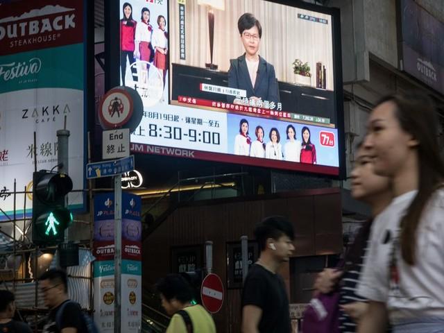 Hong Kong: Le projet de loi sur les extraditions va être retiré par l'exécutif