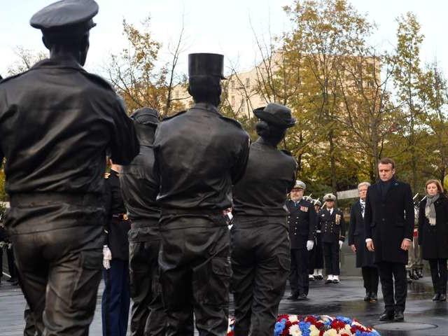 11-Novembre: les soldats morts en opérations extérieures entrent dans la mémoire collective