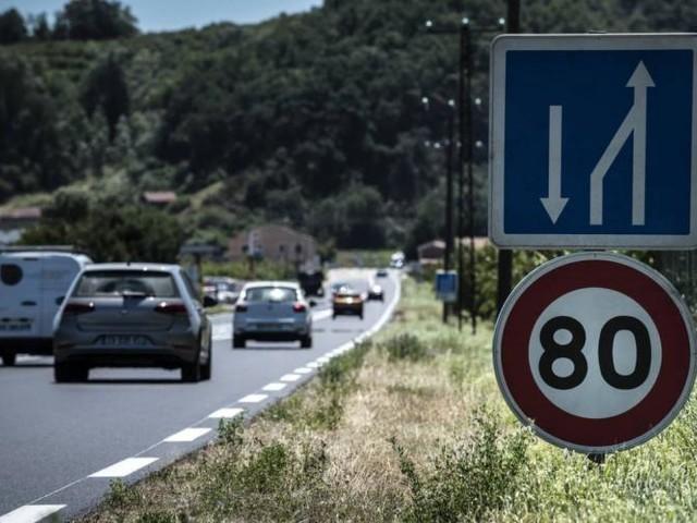 80 km/h: Philippe prêt à laisser les présidents de conseils départementaux assouplir la mesure