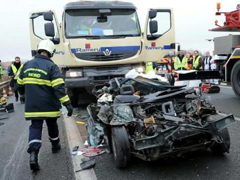 Sécurité routière: le nombre de morts sur les routes en hausse de 17,1% en février