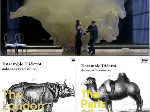 """Musique : Le Petit Salon, """"Macbeth"""", """"The London Album"""" et """"The Paris Album"""""""