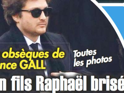 Raphaël Hamburger, le fils de France Gall brisé