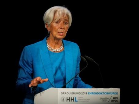 BCE: Christine Lagarde sur le gril du Parlement européen