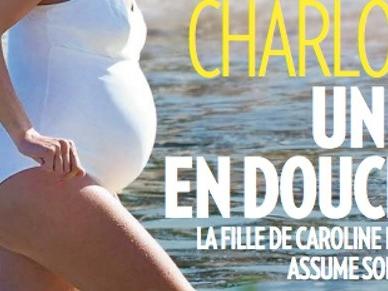 Enceinte, Charlotte Casiraghi «assume son bonheur» à Cap Ferret (photo)