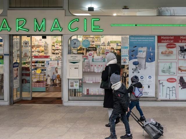 Le respect des gestes barrières a fait chuter les ventes des médicaments