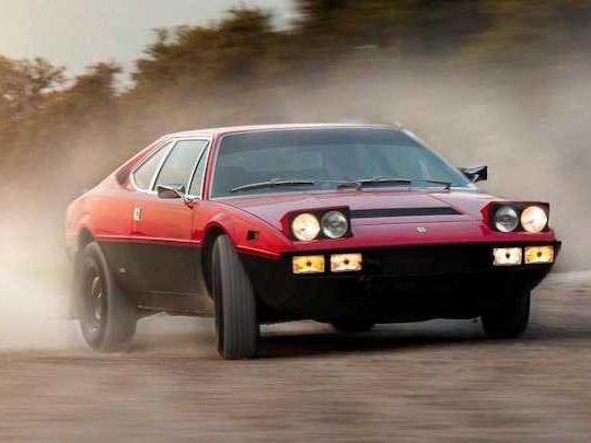 Ferrari 308 GT4 Safari, la Ferrari tout-terrain de 1975