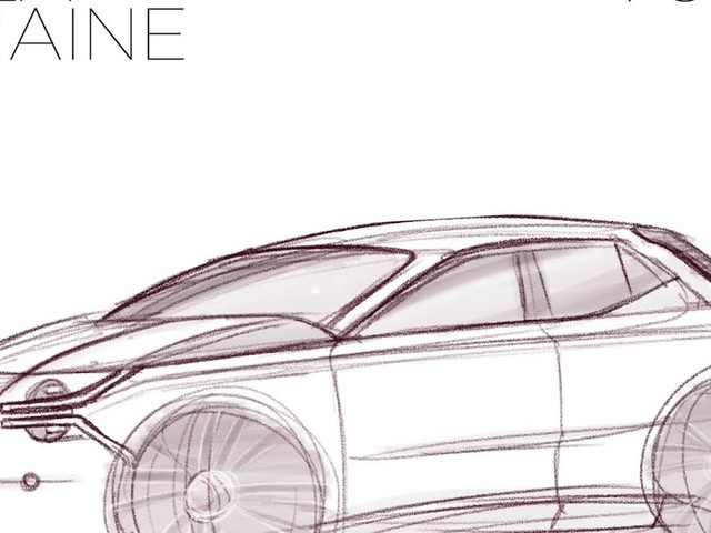 Le Croquis de la semaine, Volvo V20