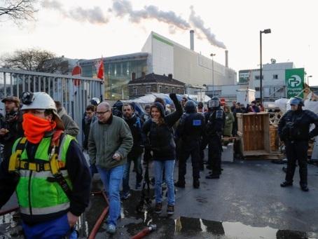 La CGT Energie a voté l'arrêt des trois incinérateurs d'Ile-de-France