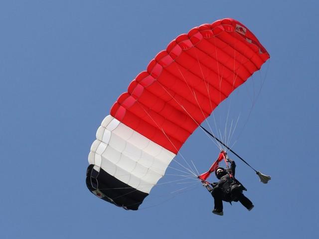 Lévis ne pourra pas interdire le parachutisme sur son territoire