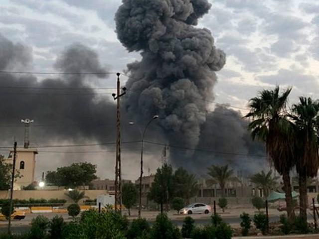 Un nouveau raid aérien visant des pro-Iran en Irak fait plusieurs morts