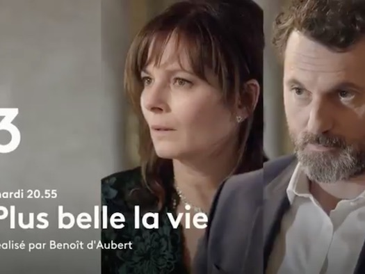 Audiences télé du 3 avril 2018 : le prime de Plus Belle la Vie en tête (France 3) devant «L'arme fatale» (TF1)