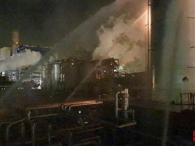 Explosion dans une usine chimique en Espagne: le bilan monte à 3 morts