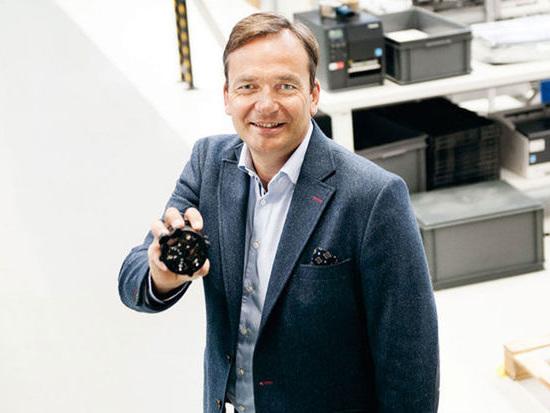 Manager de l'Année 2017 - Portrait 8/10: Geoffroy Boonen, l'homme qui fait vrombir Procoplast