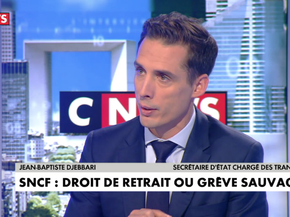 Grève à la SNCF : le droit de retrait remis en cause par le gouvernement, qui menace de sanctions