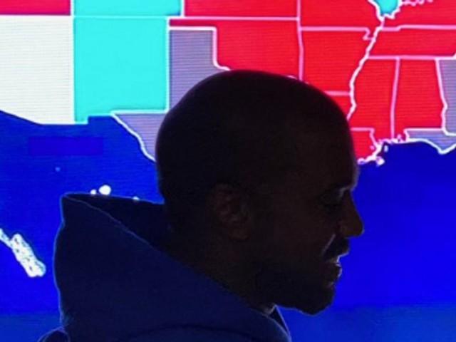 Kanye West n'a pas gagné mais se projette déjà en 2024