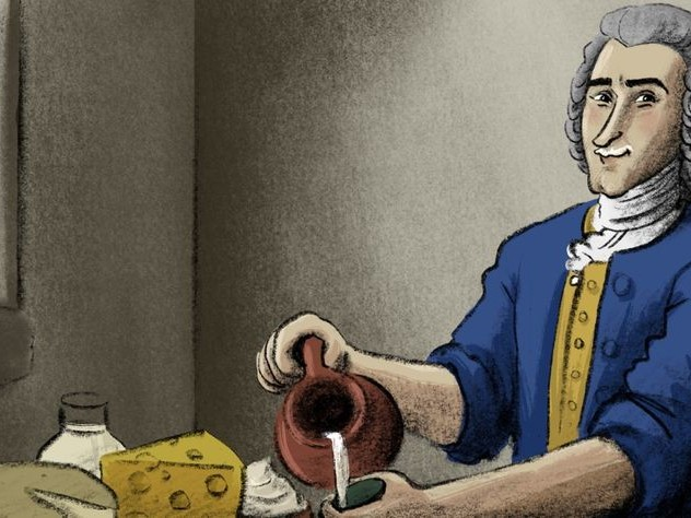 Je mange donc je suis (4/4) : Comment garder la ligne avec Rousseau ?
