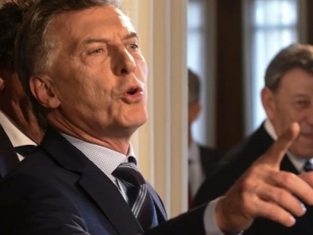 Argentine: le président Macri en bonne posture pour le test des législatives