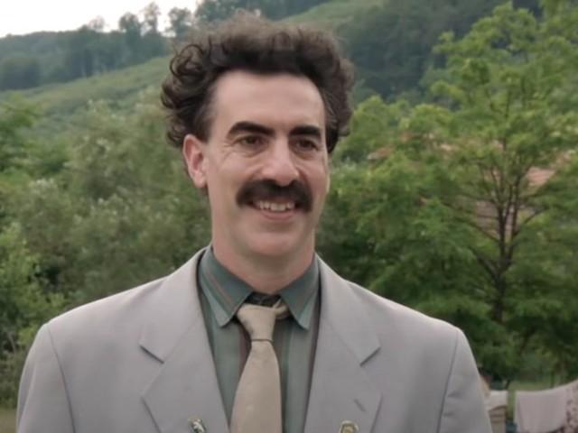 Actualité : Conseil confinement : envolez-vous avec Borat 2 sur Amazon Prime Video