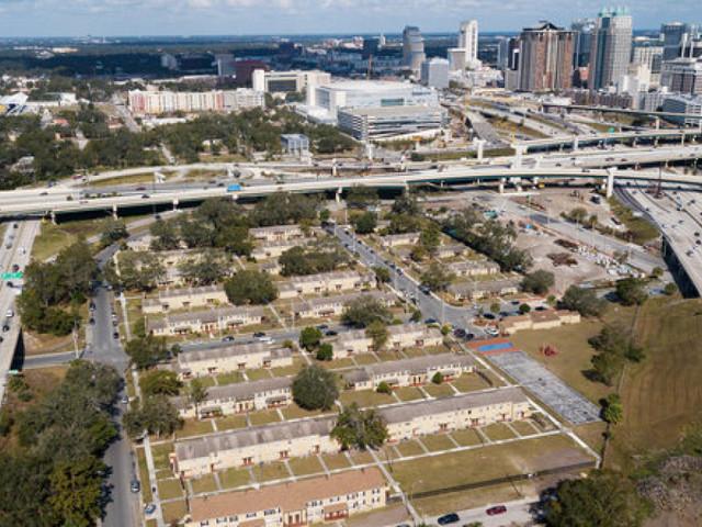 Dans les quartiers pauvres d'Orlando, le seul fait de respirer représente un risque
