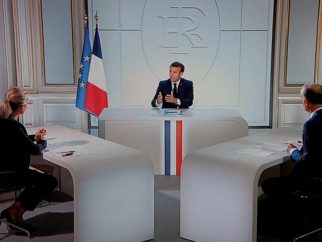 Emmanuel Macron, un président «jupitérien» vis-à-vis de la presse