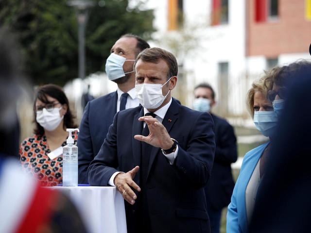 Covid-19: Conseil de Défense avant l'annonce de nouvelles mesures, notamment à Paris