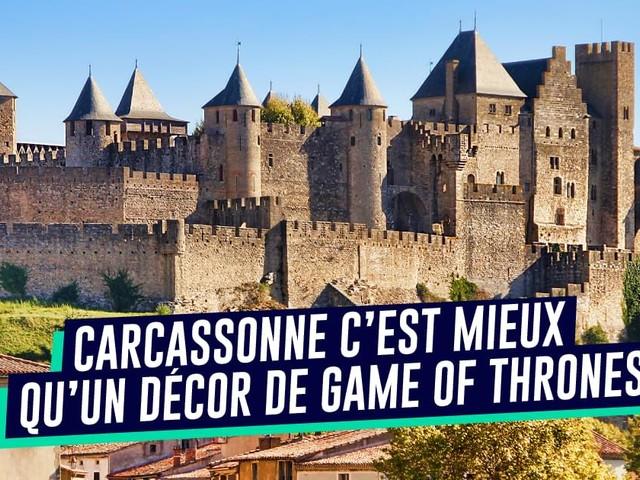 Top 10 des preuves que Carcassonne est une ville parfaite, un petit bijou du Sud