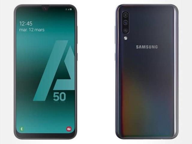 Le Samsung Galaxy A50 passe sous la barre des 300 € sur Amazon