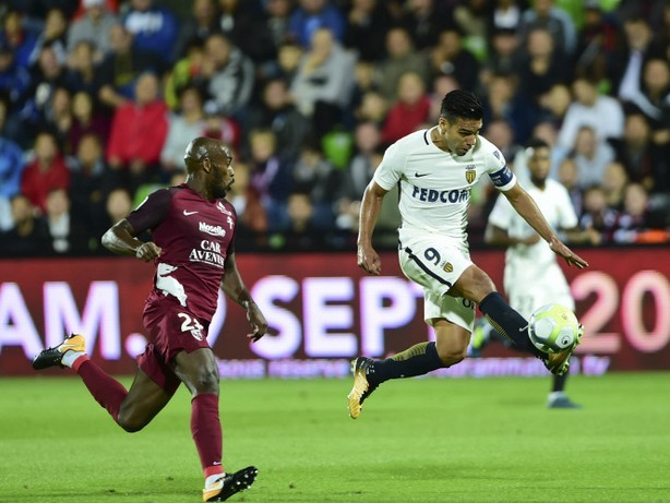 Falcao libère Monaco