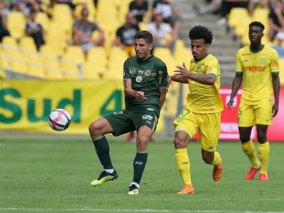 Foot - L1 - Reims - Pablo Chavarria (Reims): «Je ne suis pas inquiet»
