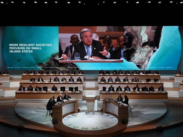 """Sommet des Nations unies pour le climat : """"L'occasion de mesurer l'état des rapports des forces à l'échelle mondiale """""""