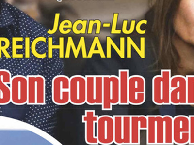 Jean-Luc Reichmann, révélations accablantes, son couple dans la tourmente (photo)