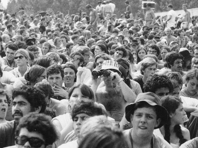 Cinquante ans après, mais où est passé l'esprit rebelle de Woodstock ?