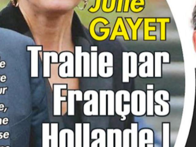Julie Gayet, femme blessée, surprenante réaction face à Juliette Gernez (photo)