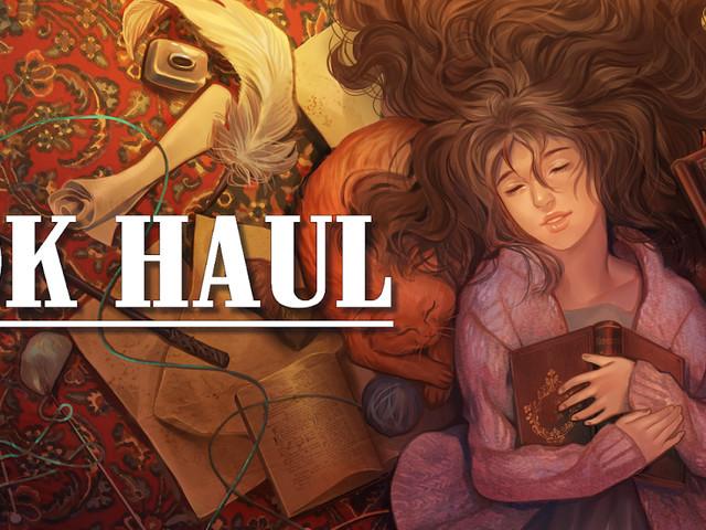 Book Haul | Juillet et Août 2021