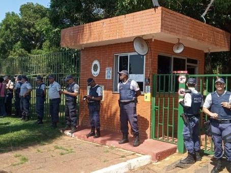 Fin de l'occupation de l'ambassade du Venezuela à Brasilia par des pro-Guaido