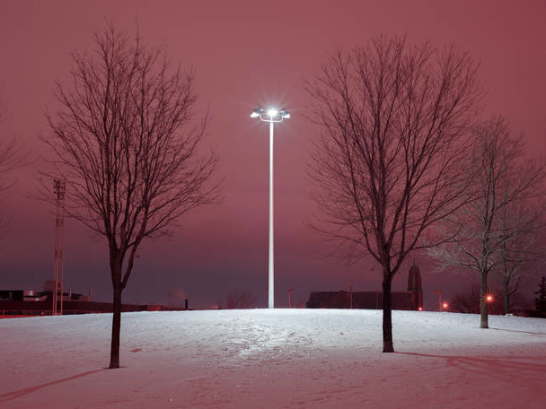Sublime Pictures of Winter Poetry in Quebec