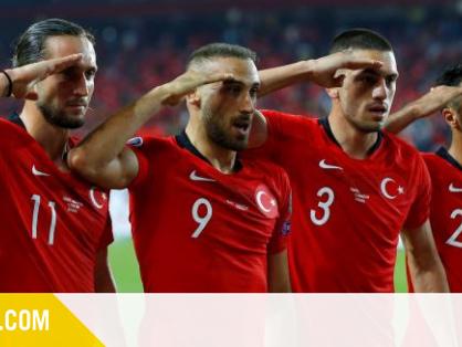 La Turquie au garde à vous