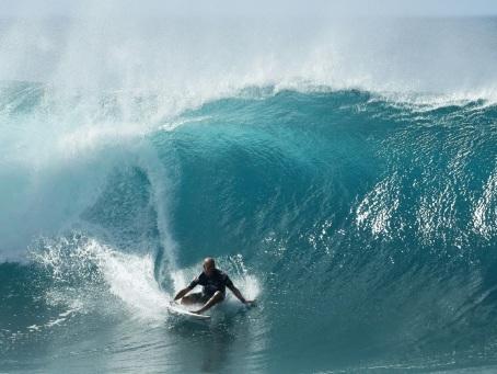 Surf: la légende Kelly Slater grand absent des Jeux olympiques de Tokyo