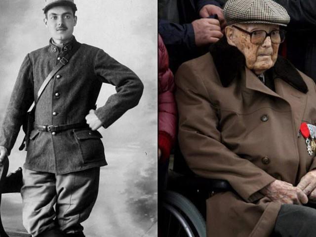 Marnoz: quand René Riffaud était le dernier Poilu à l'Arc de Triomphe