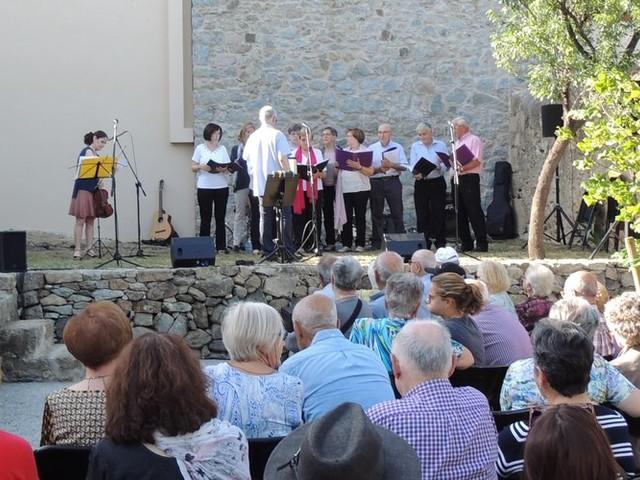 Un jumelage et une rencontre musicale à L'Albère