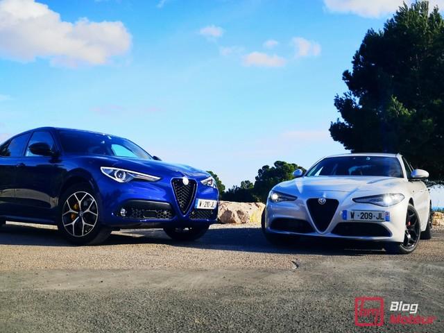 Alfa Romeo Giulia et Stelvio MY2020 : le retour en force ?