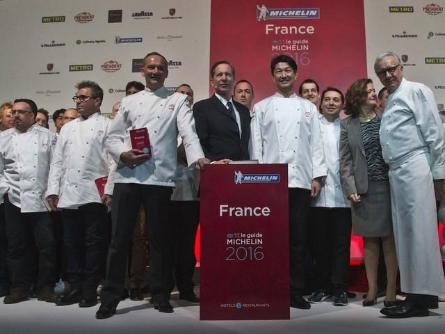 Guide Michelin 2016 : mais où est passée la cuisine française ?